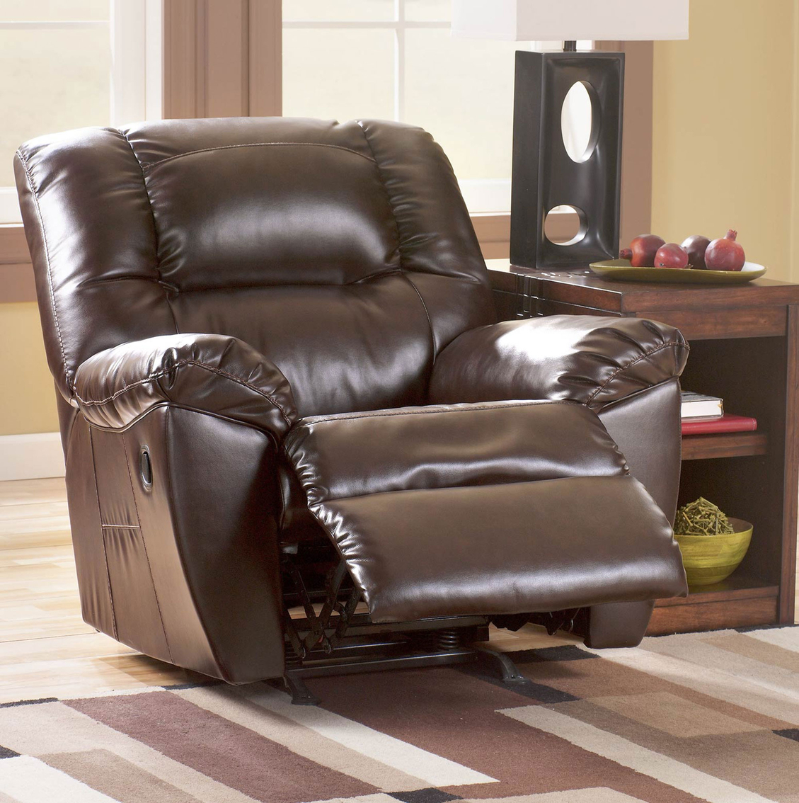 ashley furniture lift chair tables and chairs rouge rocker recliner recliners massage