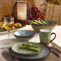 Pfaltzgraff Patio Garden 16 Pc. Dinnerware Set ...