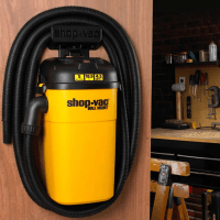 Wall Mounted Vacuum For Garage. Shop Vac Wall Mount 5 Peak ...
