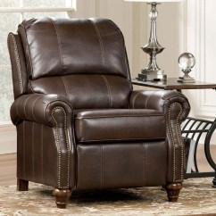 Ashley Furniture Lift Chair Moon Saucer Durablend Low Leg Recliner Recliners