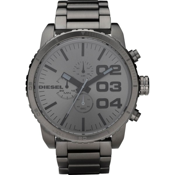 Diesel Men Watches Leather Band
