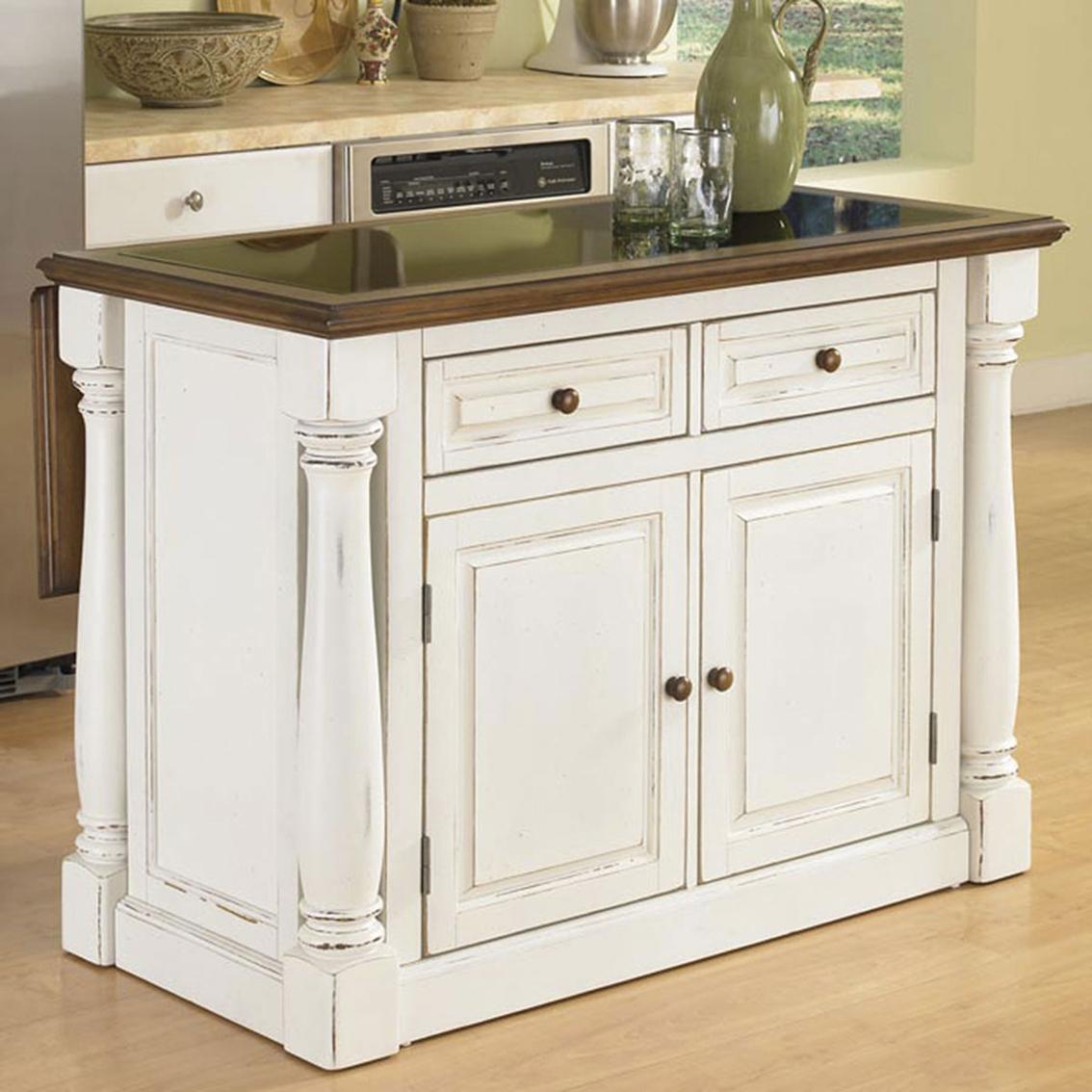 monarch kitchen island decor for home styles with black granite