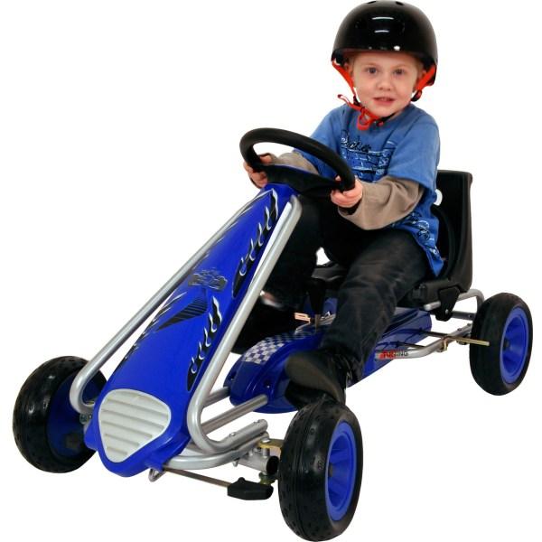 Kettler Kiddi Pole Position Pedal Car & Push Baby Toys Exchange