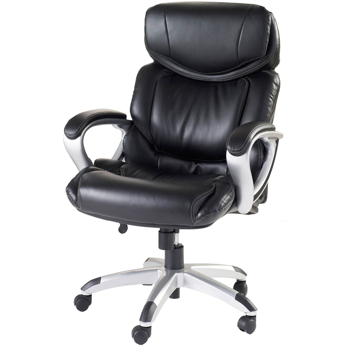 true innovations office chair and stool covers black big tall executive