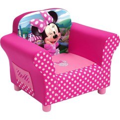 Minnie Mouse Upholstered Chair Pool Chairs Lowes Disney And Play