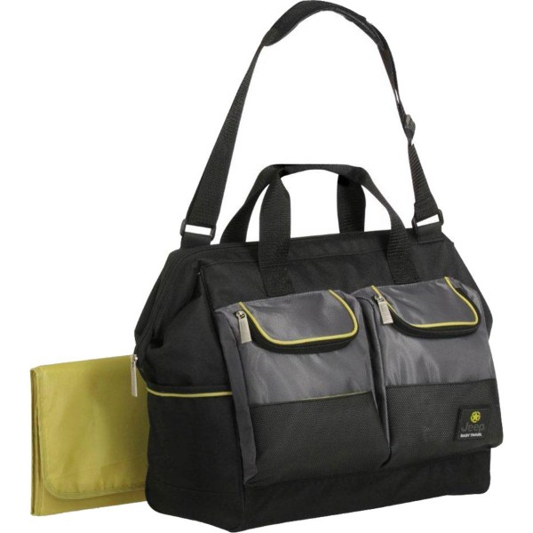 Jeep Duffle And Diaper Bag Bags & Accessories Baby Toys Exchange