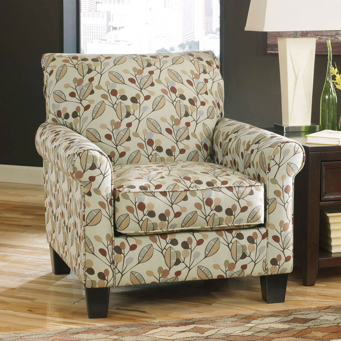 Signature Design By Ashley Danely Dusk Accent Chair