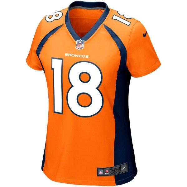 Nike Nfl Denver Broncos Women' Peyton Manning Jersey Jerseys Sports & Outdoors