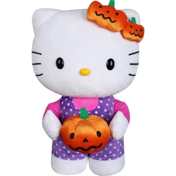 Hello Kitty Halloween Greeter