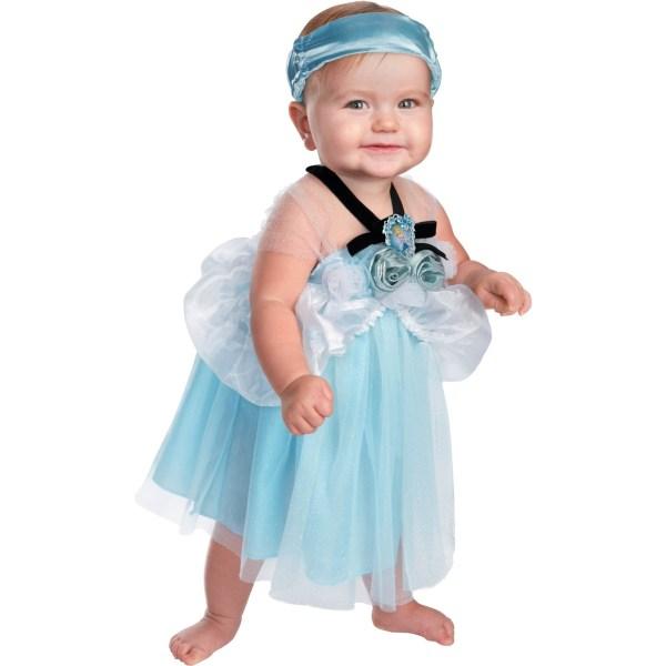 Disney Cinderella Infant Girls Deluxe Costume Costumes
