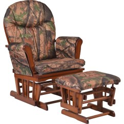 Glider Recliner Chair With Ottoman Adirondack Rocking Woodworking Plans Artiva Home Deluxe Microfiber Cushion And