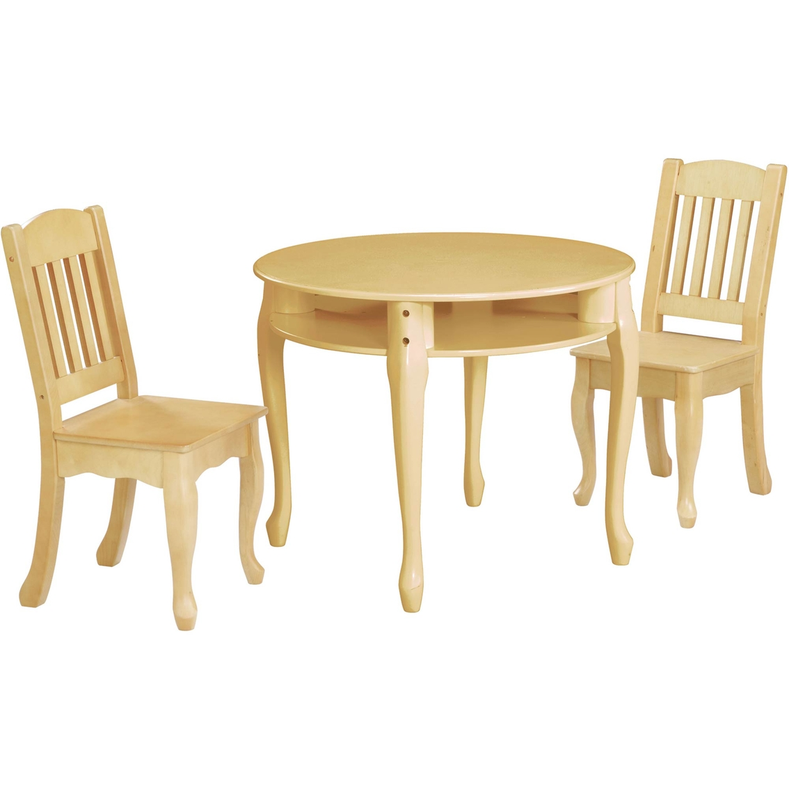 kids round chair rattan garden chairs only uk teamson windsor 3 pc table and set