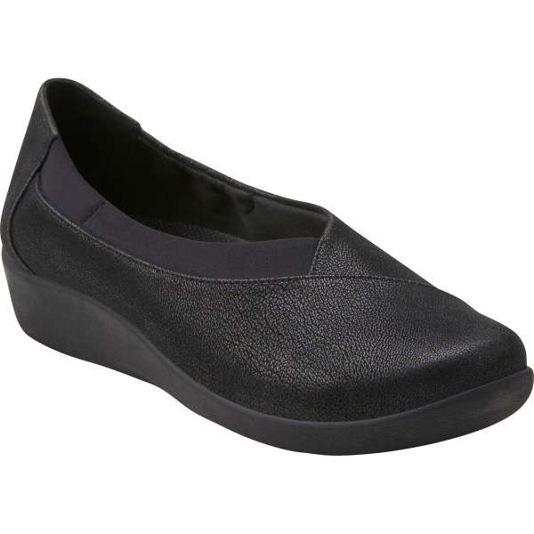 Clarks Sillian Jetay Lightweight Slip Shoes Casuals