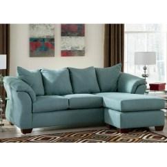 Darcy Sofa Chaise Ashley Furniture Camas Tugo Bogota Signature Design By Sky Sofas