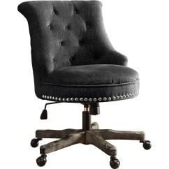 Serta Office Chair 10 Year Warranty Dorel Rocking Linon Sinclair Chairs Home