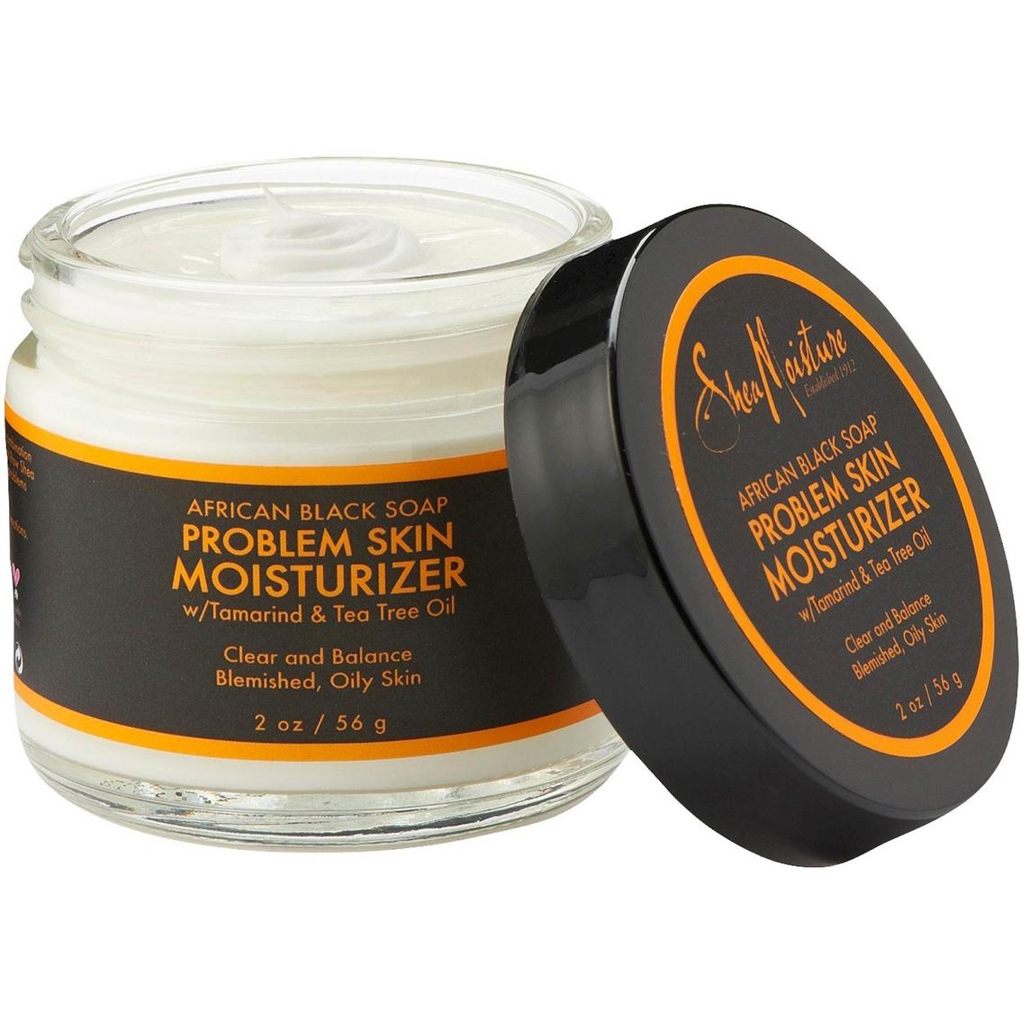 Sheamoisture African Black Soap Problem Skin Moisturizer ...