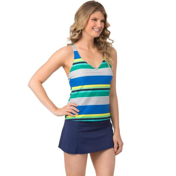 Jag Sport X Tankini Swimwear Apparel