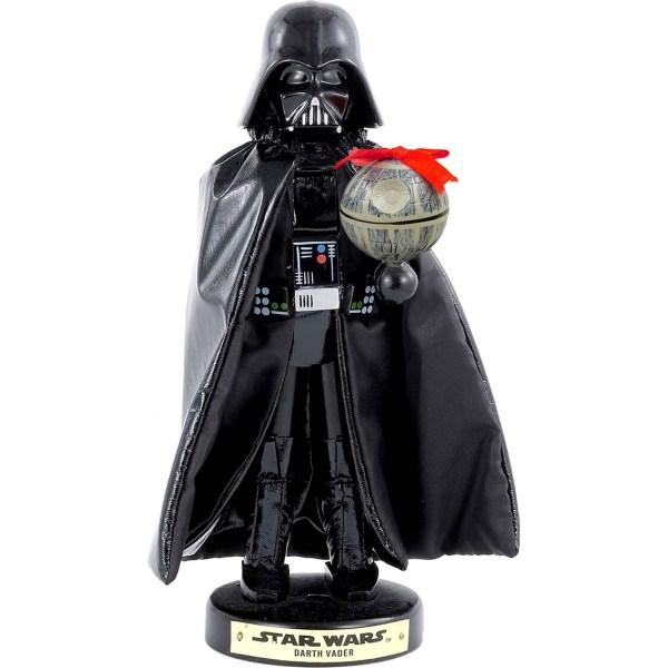 Darth Vader With Death Star Nutcracker Novelty Home
