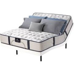 Serta Office Chair 10 Year Warranty Adirondack Set Of 2 Perfect Sleeper Burr Oak Firm Mattress And