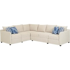 2 Pc Laf Sectional Sofa Lincraft Covers Australia Klaussner Atlanta Power Reclining Section Raf