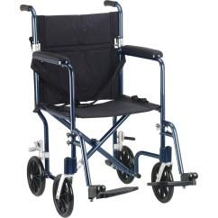 Drive Transport Chair Damask Covers Uk Medical Flyweight Lightweight Folding