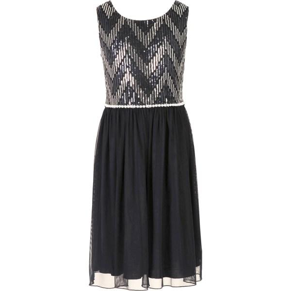 Speechless Girls Sequin & Tulle Dress 7-16