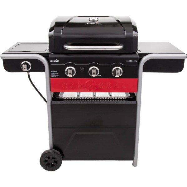 Gas Charcoal Grill Walmart