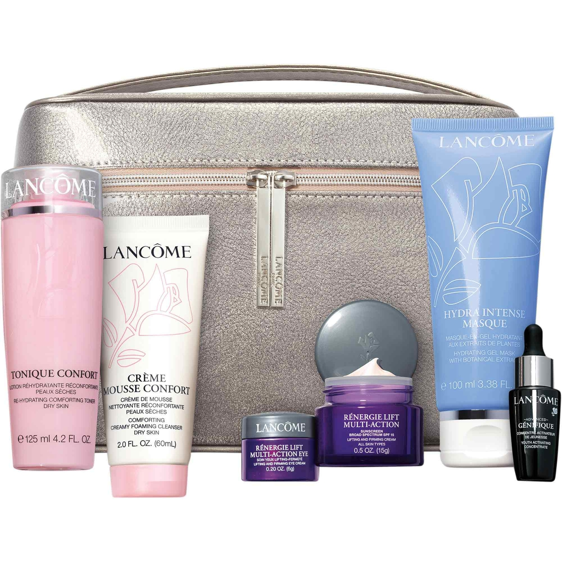 Lancome Paris En Rose Skincare Essentials Collection ...