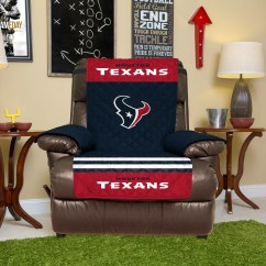 Chair Covers And More Houston Vintage Herman Miller Pegasus Home Fashions Nfl Texans Furniture