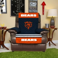 Carolina Panthers Chair Big Lots Recliner Covers Pegasus Home Fashions Nfl Chicago Bears Furniture
