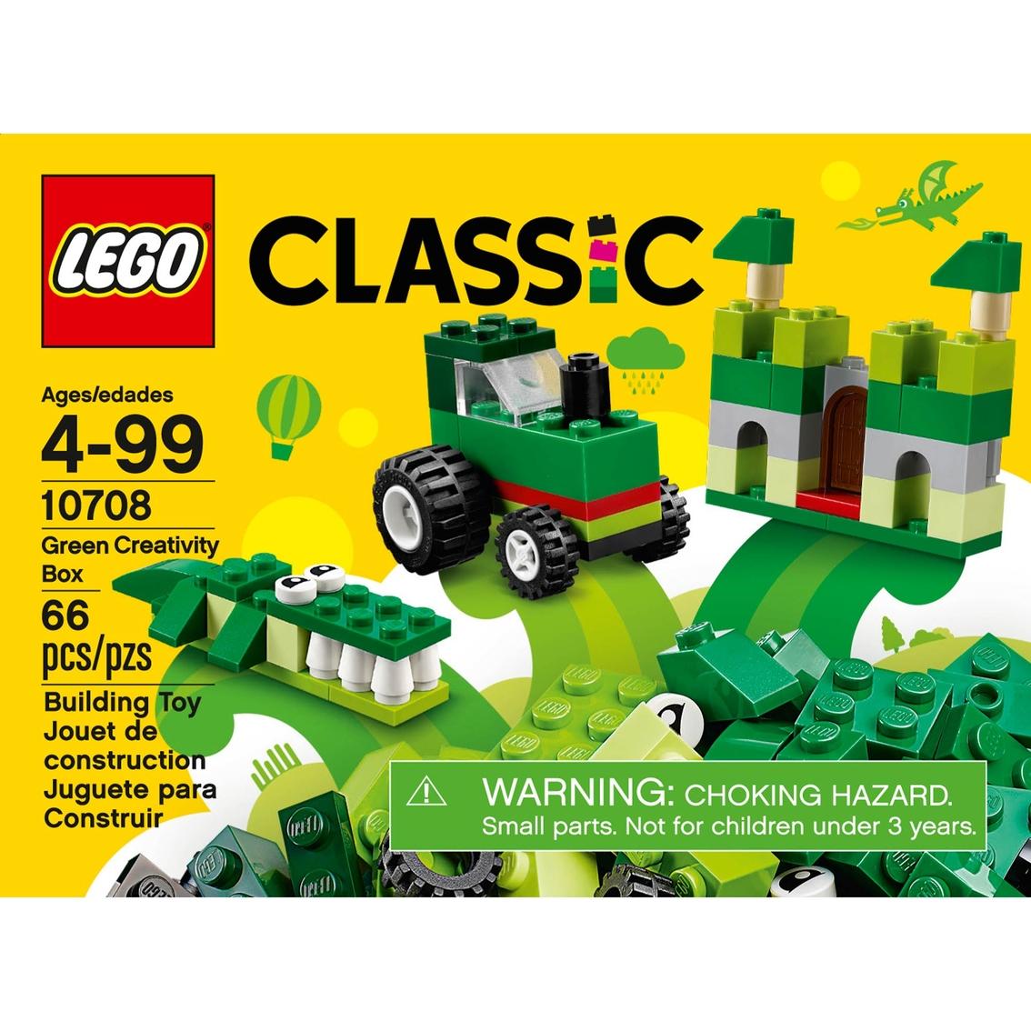 lego classic green creativity