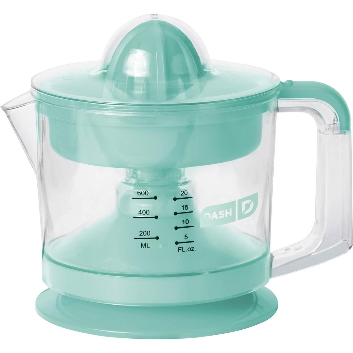 dash kitchen appliances moen brushed nickel faucet go dual citrus juicer juicers home and