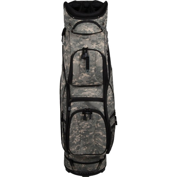 Pinemeadow Golf Digital Camo Cart Bag Bags & Carts Sports Outdoors Exchange