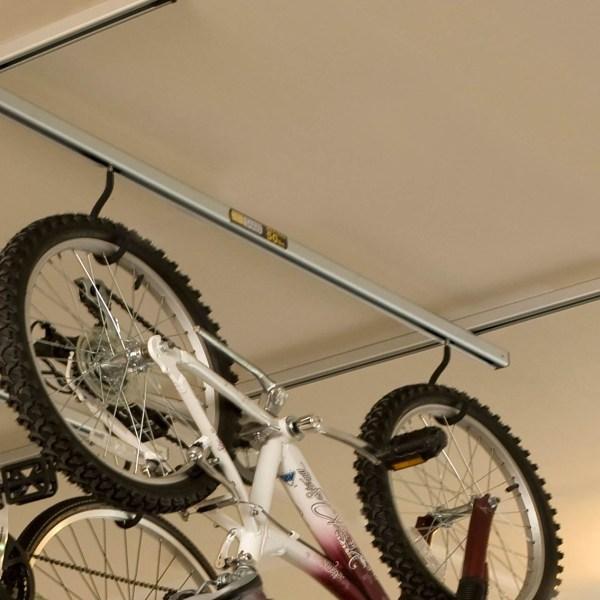 Saris Cycle Glide Add Kit Ceiling Mount Bike Storage Rack Accessories Sports