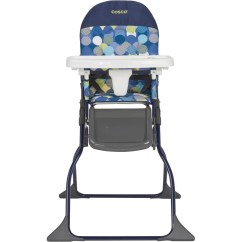 Cosco Baby Chair Ethan Allen Dining Slipcovers Simple Fold High Highchairs And Toys