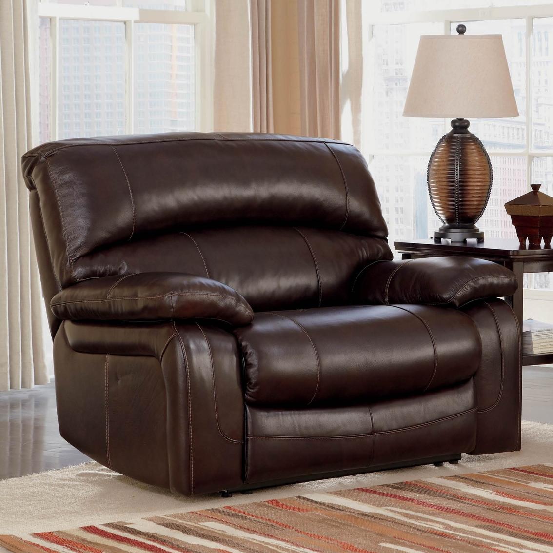 ashley oversized chair adjustable height kids damacio power recliner chairs