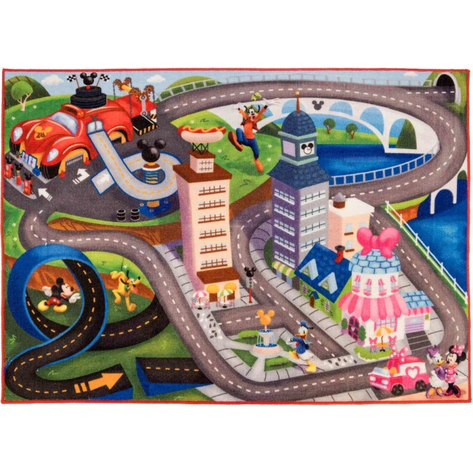 Mickey Mouse And The Roadster Racers Game Gameswalls Org