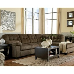 2 Pc Laf Sectional Sofa West Elm Sleeper Reviews Signature Design By Ashley Accrington Raf Chaise
