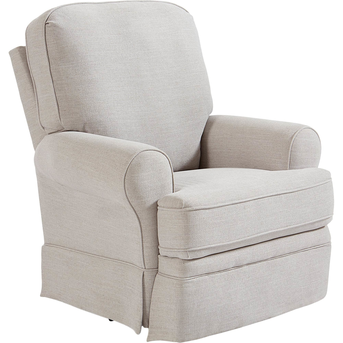 Best Home Furnishings Juliana Swivel Glider Recliner