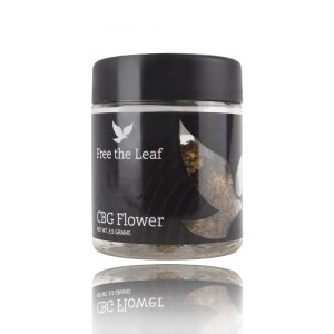 Free the Leaf CBG Flower