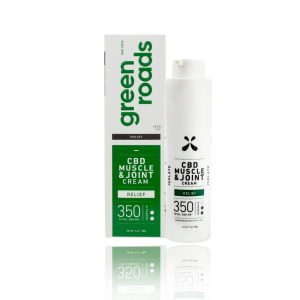 Green Roads CBD Relief Cream