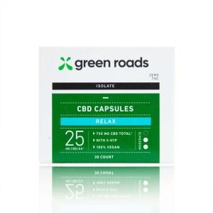 Green Roads Capsules Relax