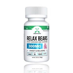 Green Roads Relax Bears CBD Gummies