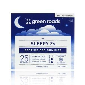 Green Roads Sleepy Z's Full Size