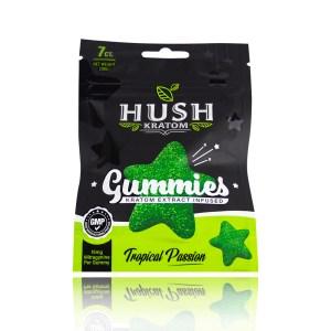 Hush Kratom Gummies Kratom Extract infused