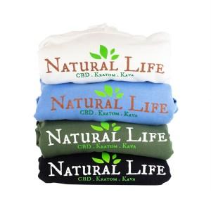 Natural Life Hoodies stacked