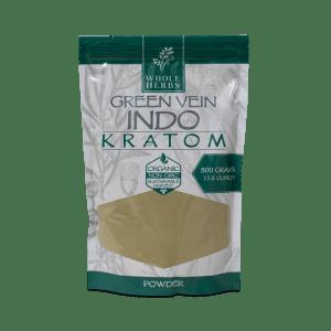 Natural Life - Whole Herbs Green Indo Powder