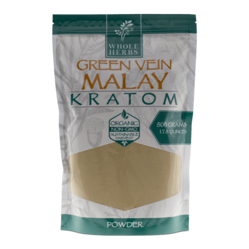 Natural Life - Whole Herbs Green Malay powder