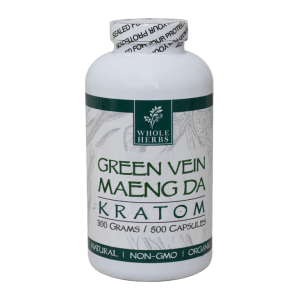 Natural Life - Whole Herbs Green Meang Da bottle
