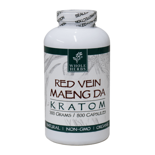 Natural Life - Whole Herbs Red Meang Da bottle